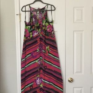 Beautiful Lane Bryant summer dress, size 18/20